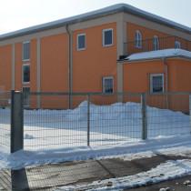Neues Firmengebäude (ost)