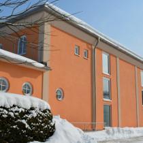 Neues Firmengebäude (west)